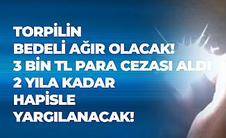 Halk Otobüsüne Torpil Atan Motosikletli Maganda 2 Yıl Hapisle Yargılanacak