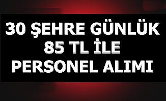 İŞKUR 30 Şehre Personel Alıyor