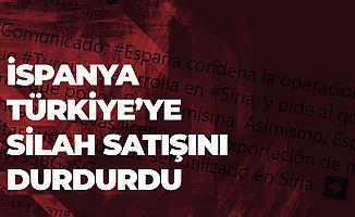 İspanya Türkiye'ye Silah Satışını Durdurdu