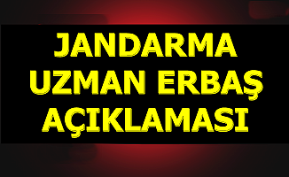Jandarma 2019 Uzman Erbaş Alımı Açıklaması