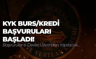 KYK Burs ve KYK Kredi Başvuruları 21 Ekim'e Kadar Sürecek