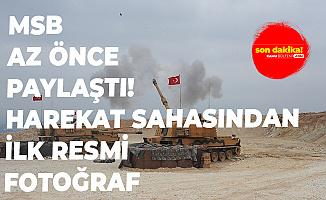 Milli Savunma Bakanlığı: Barış Pınarı Harekatı saat 16:00'da Uygulanmaya Başlandı