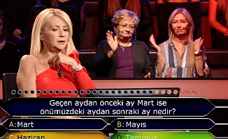 Milyoner'e Yarışmacının Cevap Sonrası Tepkisi Damgasını Vurdu (Sarışınlığım Tuttu Ne Demek?)