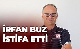 Samsunspor Teknik Direktörü İrfan Buz'un İstifası Açıklandı