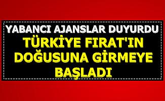Son Dakika Harekat Başlıyor: Türkiye Fırat'ın Doğusuna Girecek