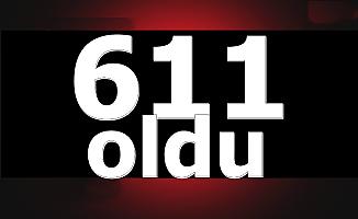 Son Dakika: Harekatta 611 Terörist Etkisiz Hale Getirildi