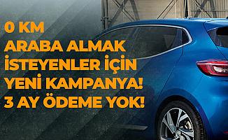 Vakıfbank'tan 0 Km. Otomobil Almak İsteyenler için Taşıt Kredisi Kampanyası