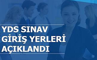 1 Aralık 2019 YDS Sınav Giriş Yerleir Açıklandı