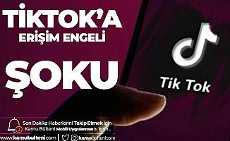 ABD Tiktok'un Erişime Kapatılması için Süreç Başlatabilir!