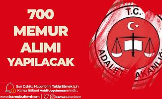 Adalet Bakanlığı'nın 700 Memur Alımı için Sınav 28 Aralık'ta! 7 Kasım'da Başlayan Başvuru İşlemlerinde Sona Geliniyor
