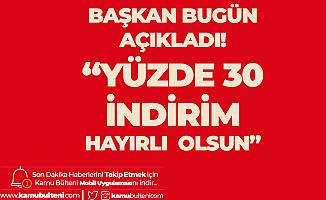 Adana'da Su Fiyatlarına %30 İndirim Yapıldı