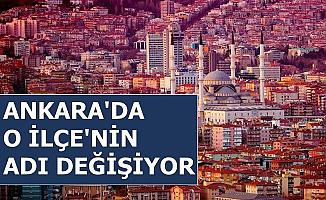 Ankara Evren İlçesi'nin Adı Değişiyor (Çıkınağıl Ne Demek?)