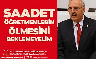 Bedri Yaşar: Kamuda Eşit İşe Eşit Ücret Politikasına Geçilmelidir