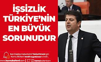 CHP'li Tutdere: Elektriğe Yüzde 60, Doğal gaza 52, Tekel Ürünlerine 60 Zam Yapıldı, Dar Gelirli ve İşsizler Ciddi Sıkıntıda...