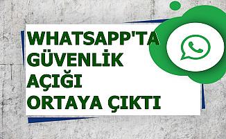 Cihazınız Çökebilir.. WhatsApp'ta Güvenlik Açığı