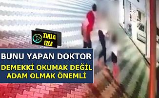 Doktor, Eski Eşini Tekme Tokat Dövdü