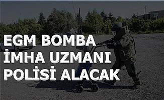 EGM Bomba İmha Uzmanlığı Birimi İçin Polis Alımı Yapacak