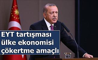 Erdoğan'dan Yeni EYT Açıklaması