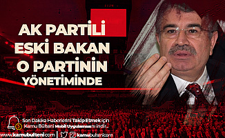 Eski Bakan İdris Naim Şahin Saadet Partisi'nin Yönetimine Girdi