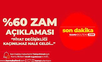 Eskişehir Büyükşehir Belediyesi'nden Yüzde 60 Zam Açıklaması