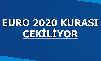 Euro 2020 Kuraları Çekiliyor-İşte Kura Saati ve Kanalı