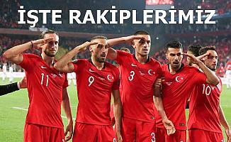 EURO 2020 Kuraları Çekiliyor-İşte Türkiye'nin Rakipleri