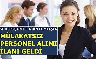 Galatasaray Üniversitesi 50 KPSS ile Kamu Personel Alımı Yapacak-3-4 Bin TL Maaşla