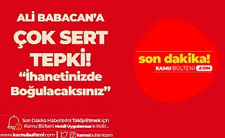 Mehmet Metiner'den Ali Babacan'a : İhanetinizde Boğulacaksınız