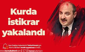 Sanayi ve Teknoloji Bakanı Varank: Kurda İstikrar Yakalandı