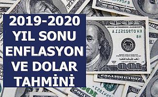 Son Dakika: 2019-2020 Dolar Kuru ve Enflasyon Tahmini Belli Oldu
