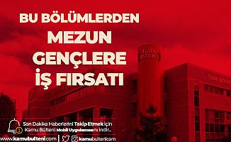 Türk Patent ve Marka Kurumu Memur Alımı Gerçekleştirecek
