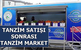 Türkiye Genelinde 500 Tanzim Market Kurulacak