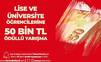 Ulaştırma Bakanlığı'ndan Lise ve Üniversite Öğrencilerine Yarışma Duyurusu! Kazanana 50 Bin TL