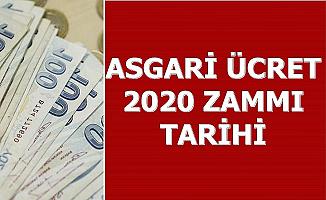 2020 Asgari Ücret Zammı Ne Zaman Belli Olacak? Açıklama Geldi