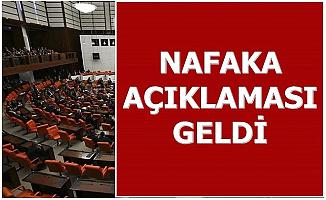 Abdulhamit Gül'den Süresiz Nafaka Açıklaması