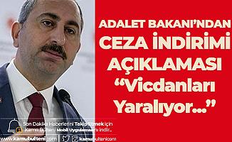 Adalet Bakanı'ndan 'Ceza İndirimi' Açıklaması: İyi Hal İndirimleri Vicdanları Yaralıyor