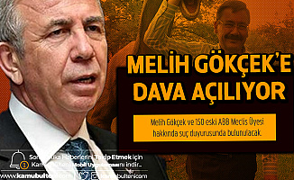 Ankara Büyükşehir Belediye Başkanı Mansur Yavaş'tan eski Başkan Melih Gökçek'e Dava!