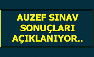 AUZEF Vize Sınav Sonuçları Açıklandı mı?