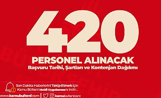 İstanbul Büyükşehir Belediye Başkanlığı'na 420 Yeni Personel Alımı Yapılacak - İBB Personel Alımı Şartları Belli Oldu
