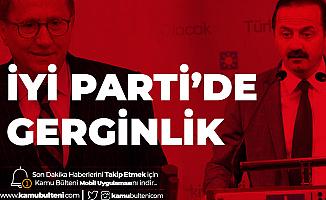 İYİ Parti Sözcüsü Yavuz Ağıralioğlu'ndan İYİ Parti TBMM Grup Başkanvekili Türkkan'a : Her Gördüğü Sakallıyı...