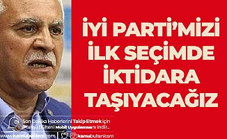 İYİ Parti Teşkilat Başkanı Koray Aydın: İlk Seçimde İYİ Parti'yi İktidara Taşıyacağız