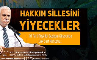 İYİ Parti Teşkilat Başkanı Koray Aydın: Milleti Maraba Görenleri Unutmayacak, Çok Çalışacağız, Partimizi İktidar Yapacağız