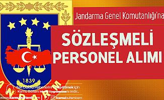 Jandarma Sözleşmeli Personel Alımı için İnternetten Başvurular 5 Ocak 2020'de Sona Erecek