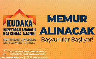 Kuzeydoğu Anadolu Kalkınma Ajansı Personel Alımı (KPSS A Memur Alımı) Başvuruları Başlıyor
