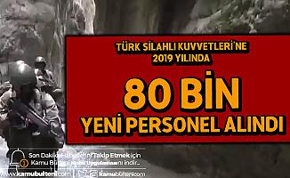Milli Savunma Bakanı Akar: TSK'ya 80 Bin Yeni Personel Alındı, 18 Bin Personel İhraç Edildi