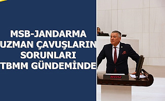MSB ve Jandarma Uzman Çavuşlara Kadro, Sivil Memurluk ve Emeklilik Açıklaması