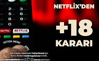 Netflix'den Yeni Karar! Pin Kodu Kullanılacak