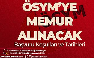 ÖSYM'ye Memur Alımı (KPSS A) için Başvurular 2 Ocak'a Kadar Sürecek