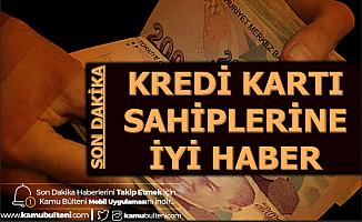 Resmi Gazete'de Yayımlandı: Kredi Kartı Kullananlara Faiz İndirimi Müjdesi Geldi