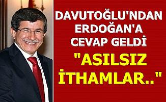 Son Dakika: Davutoğlu'ndan Erdoğan'a Şehir Üniversitesi Cevabı